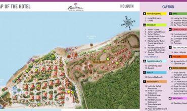 Paradisus Rio de Oro Resort, Playa Esmeralda.