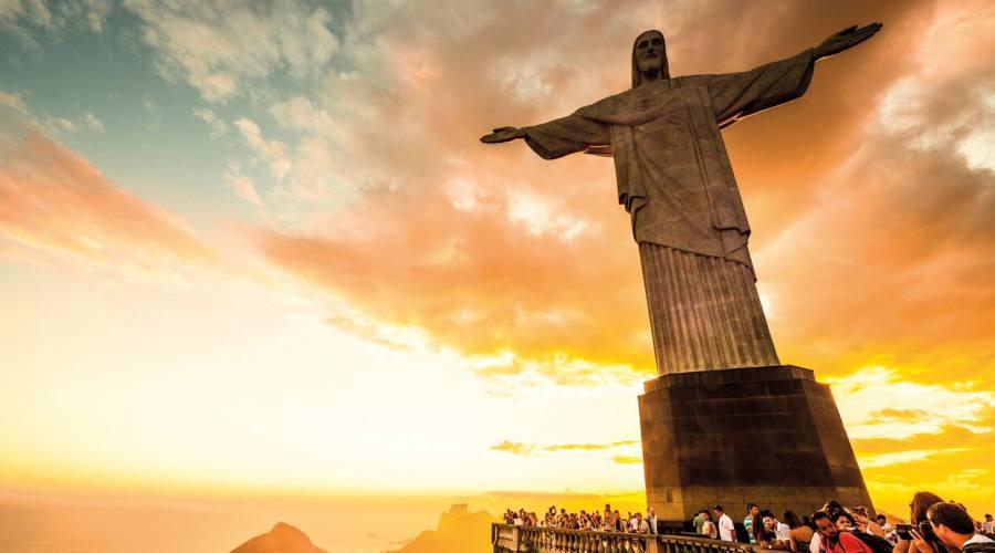 Benvenuti a Rio!