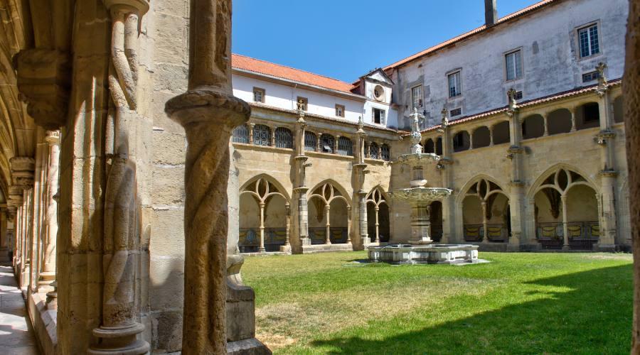 Catedrale di Santa Cruz a Coimbra
