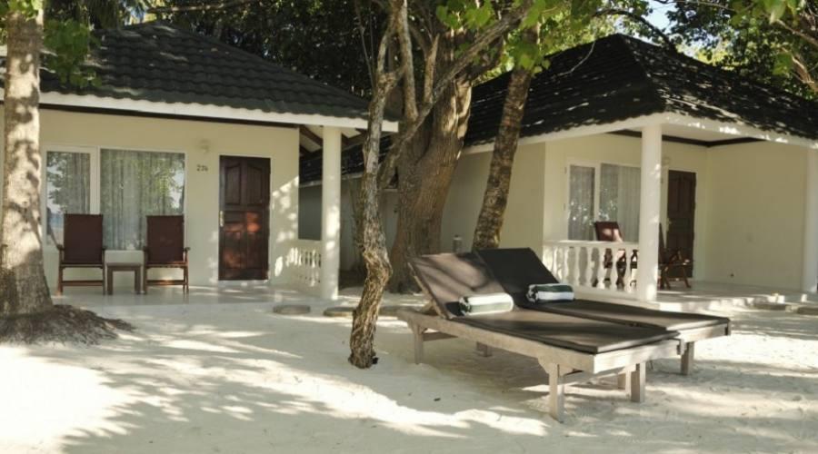 Esterno superior beach bungalow