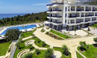 Un hotel 5 stelle nella splendida riviera Albanese