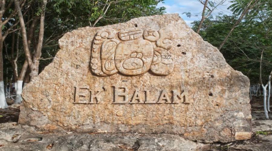3° giorno: Ek Balam
