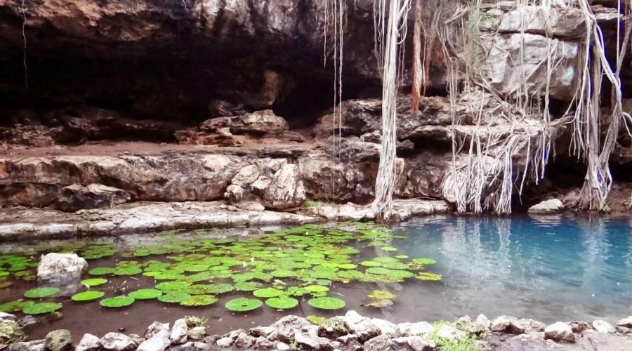 5° giorno: Cenote San Antonio de Mulix