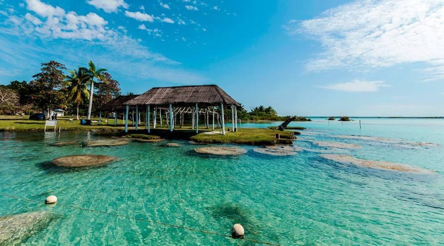 7° giorno: Laguna di Bacalar