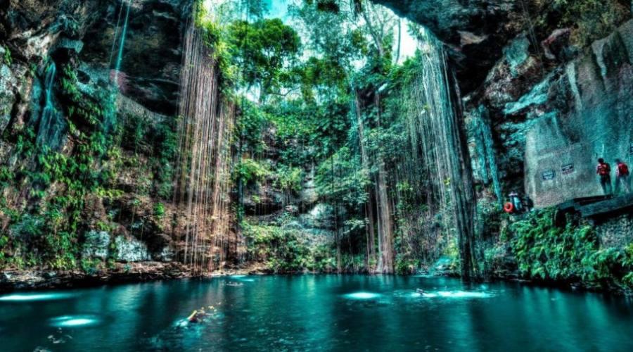 2° giorno: Cenote