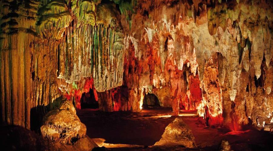 3° giorno: visita alle grotte di Loltun