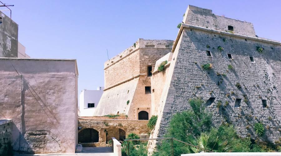 Castello Angioino di Mola di Bari