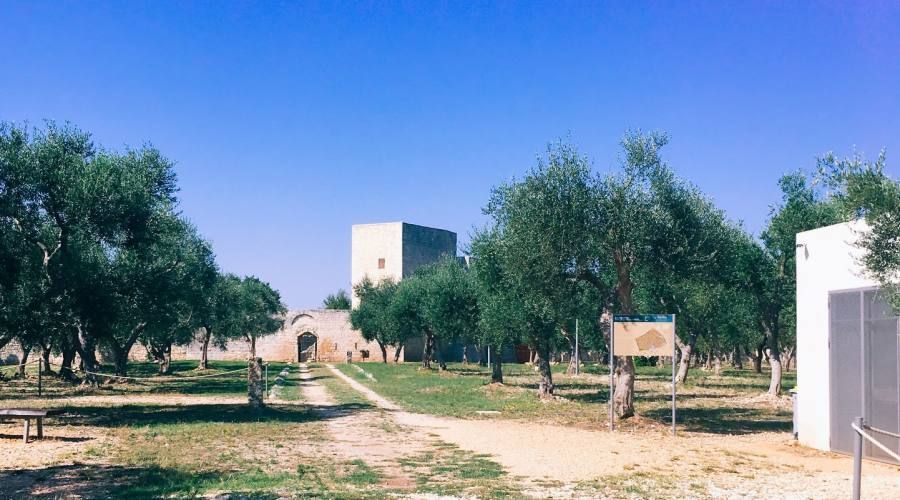 Casale di Balsignano a Modugno