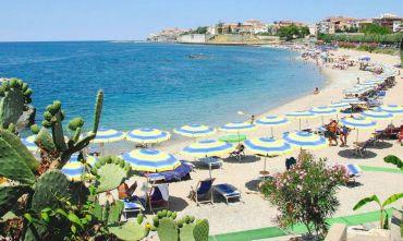 Villaggio club holiday beach 3 stelle direttamente sul mare