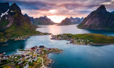 Lofoten e Capo Nord (8 giorni da Oslo)