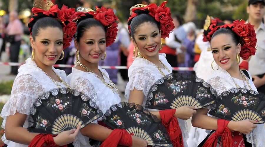Feste in Mexico