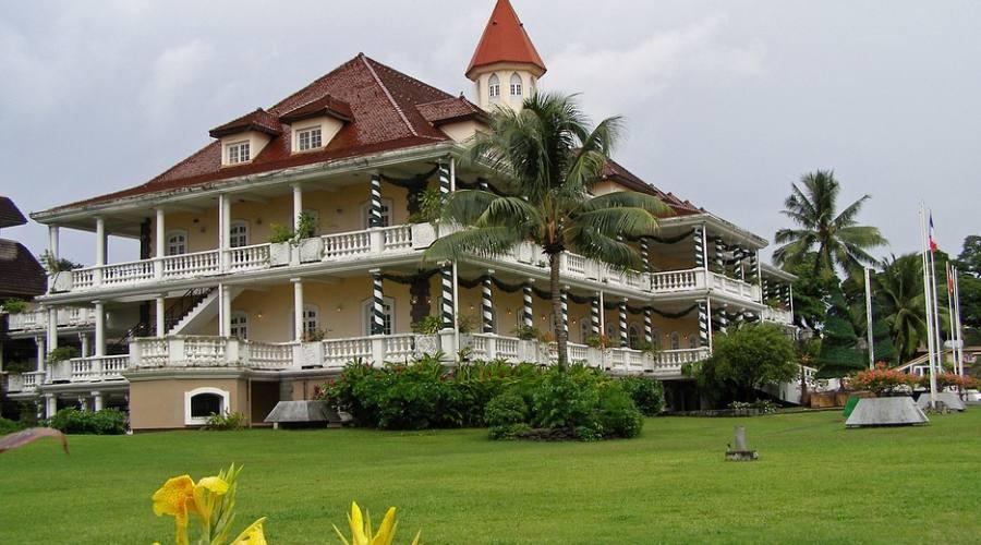 Papeete Casa del Governo