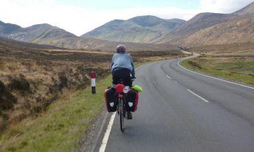 I laghi e i castelli del Pertshire in bicicletta