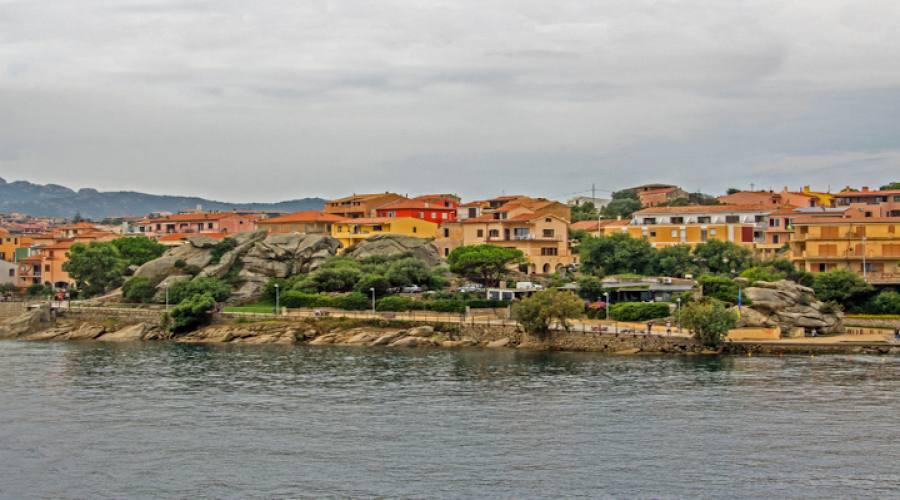 Palau vista dal mare