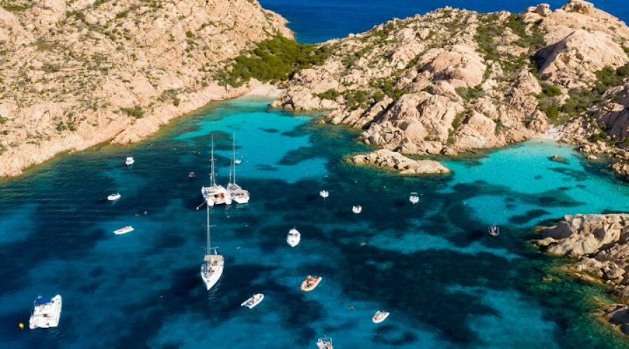 Cala Coticcio Arcipelago La Maddalena
