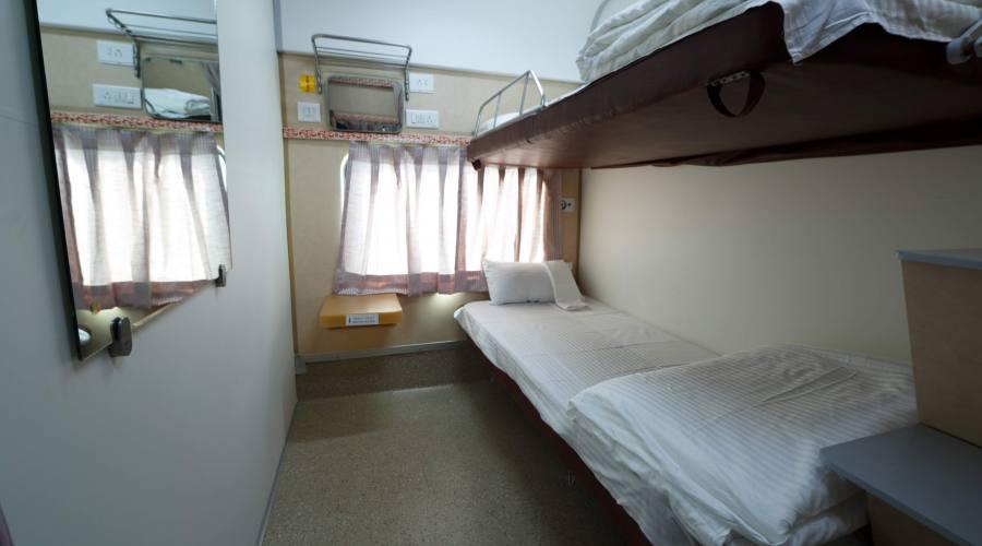 cabina 2 posti