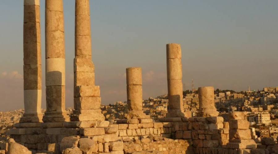 Amman, Tempio di Ercole