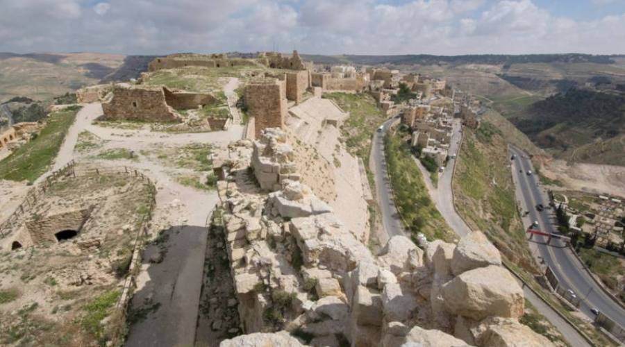 castello di Kerak