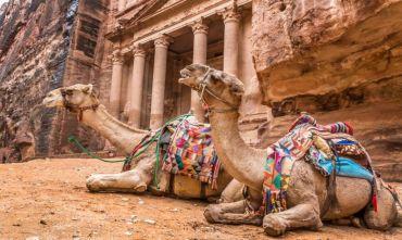 Minitour con Petra e Mar Morto - partenza martedì con volo diretto da Bergamo - 5 giorni