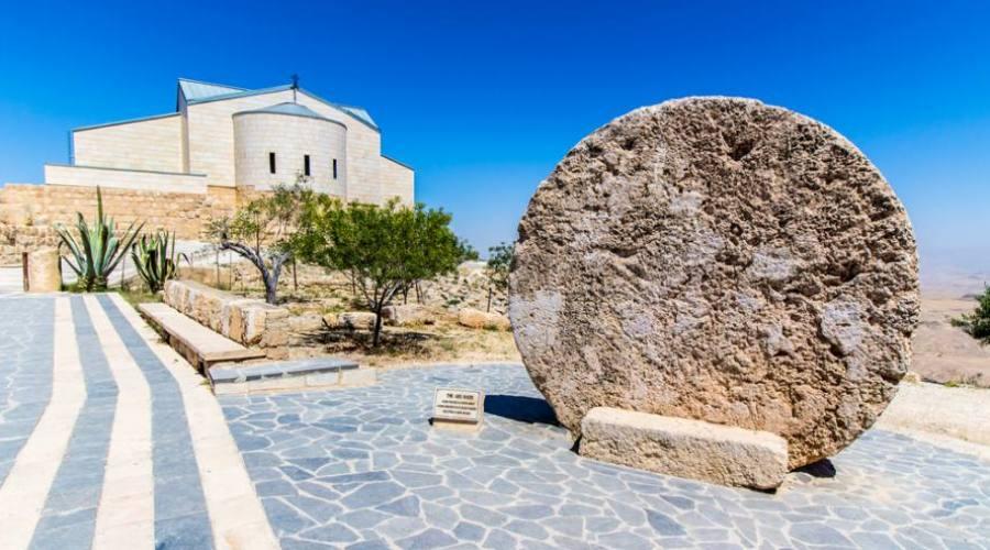 Memoriale di Mosè sul Monte Nebo