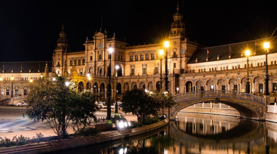 Piazza di Spagna - Siviglia