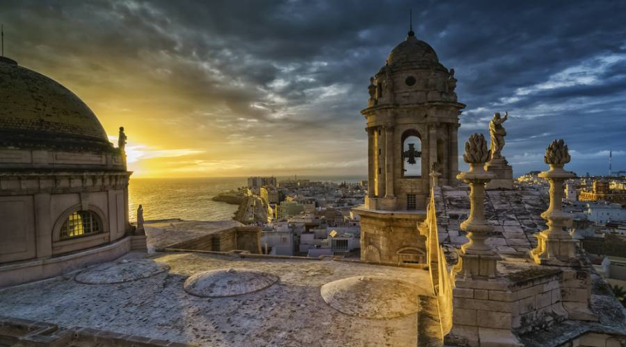 Cattedrale romana - Cadiz