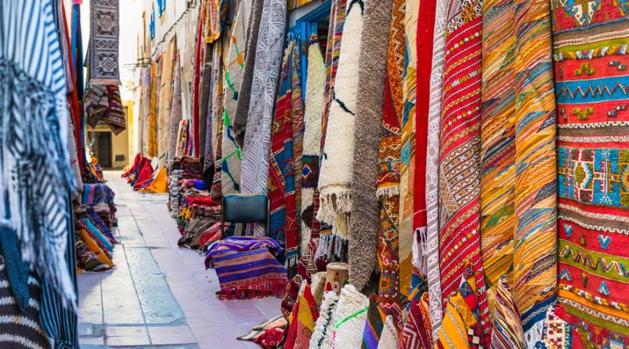 Tappeti tipici marocchini