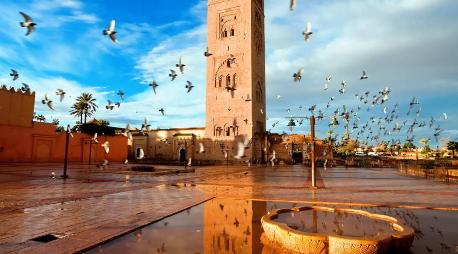 Moschea - Marrakesh