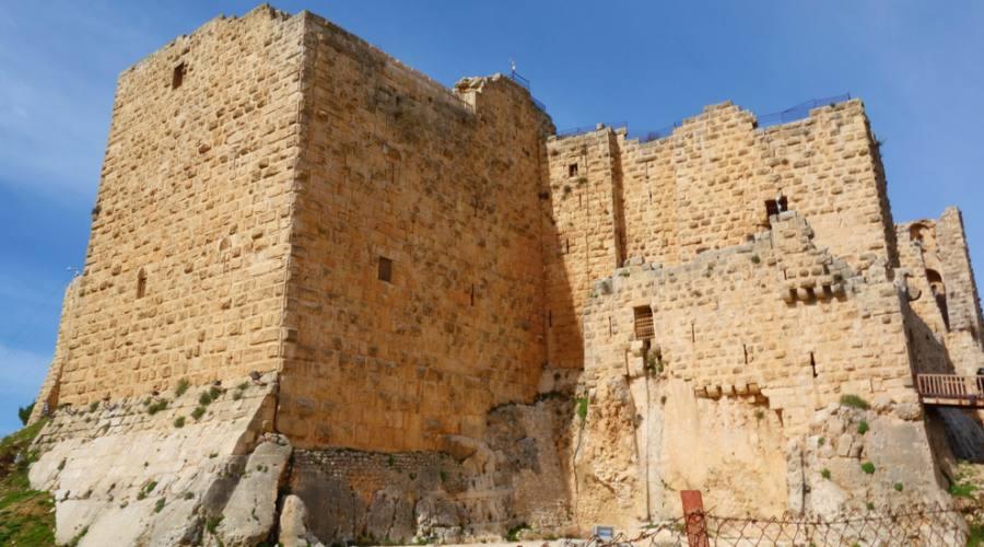 Ajloun, la fortezza