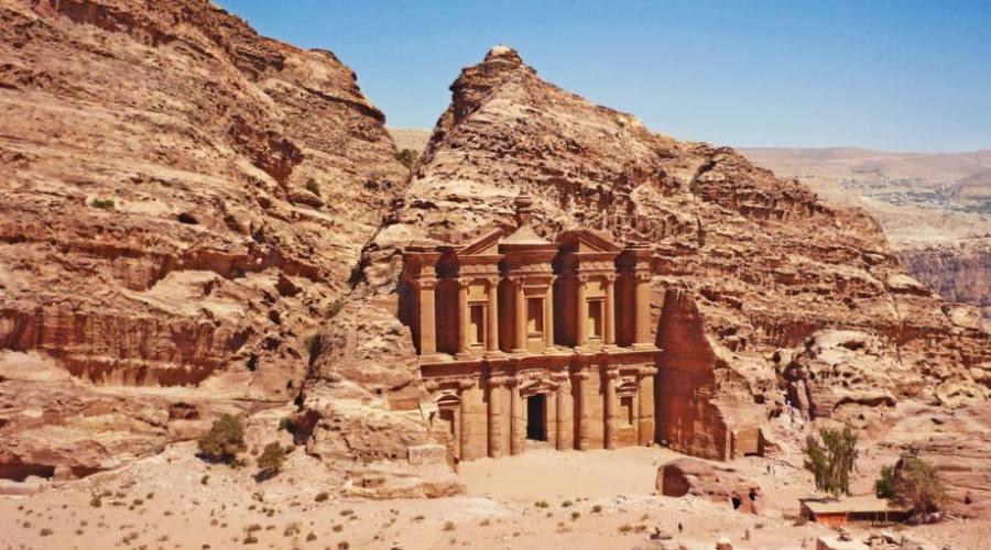 Petra, il tesoro Al Khazneh