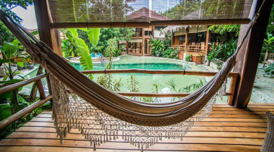 Relax a Pranamar Ecolodge