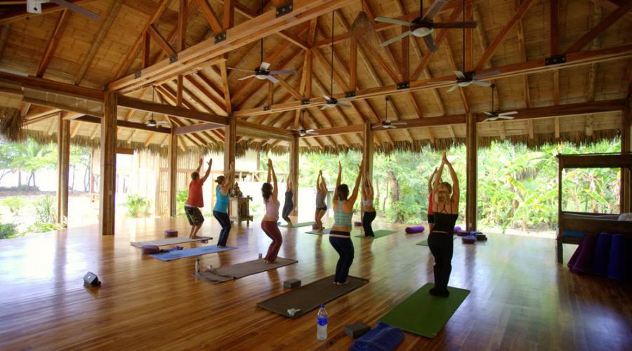 Yoga a Pranamar