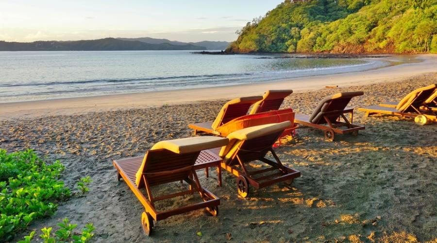 Relax sul Pacifico