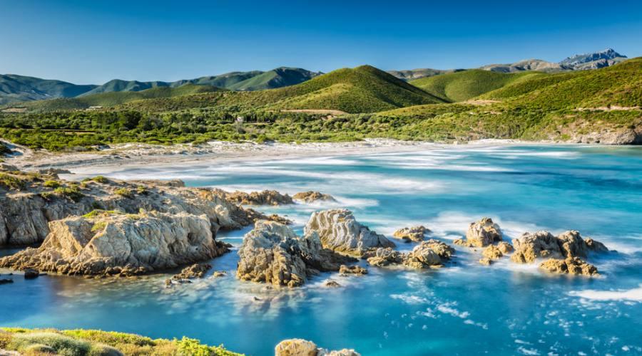 Costa nord della Corsica
