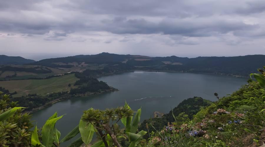 Azzorre, Sao Miguel - Lagoa das Furnas