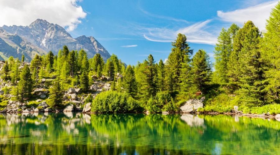 Lago di Val Viola - Poschiavo