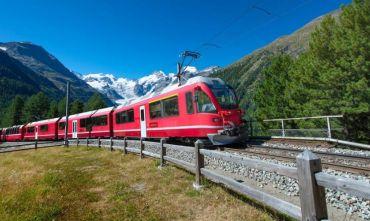 Weekend estivi in montagna con il Trenino Rosso del Bernina