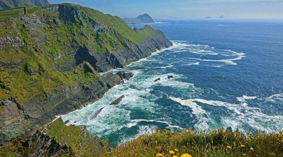 Kerry Cliffs Irlanda