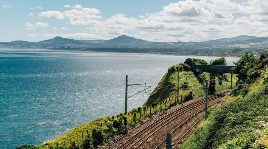 Ferrovia irlandese