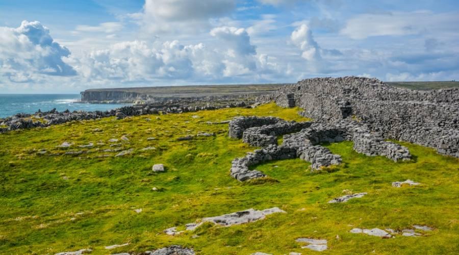 Inishmore - la più grande delle isole Aran