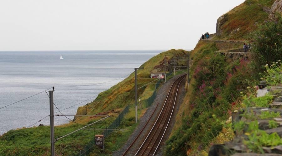 Irlanda in treno