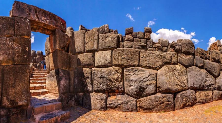 Sacsayhuaman, Valle Sacra, Perù