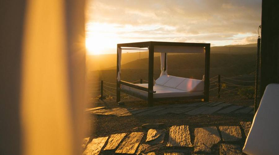 relax al tramonto