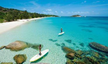Lizard island: un'isola resort di lusso nella Grande Barriera Corallina australiana