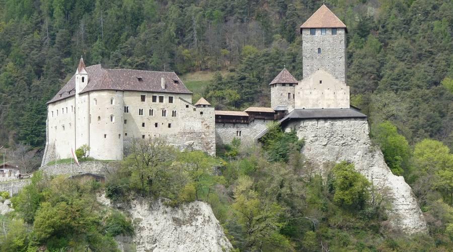 Castello a Merano
