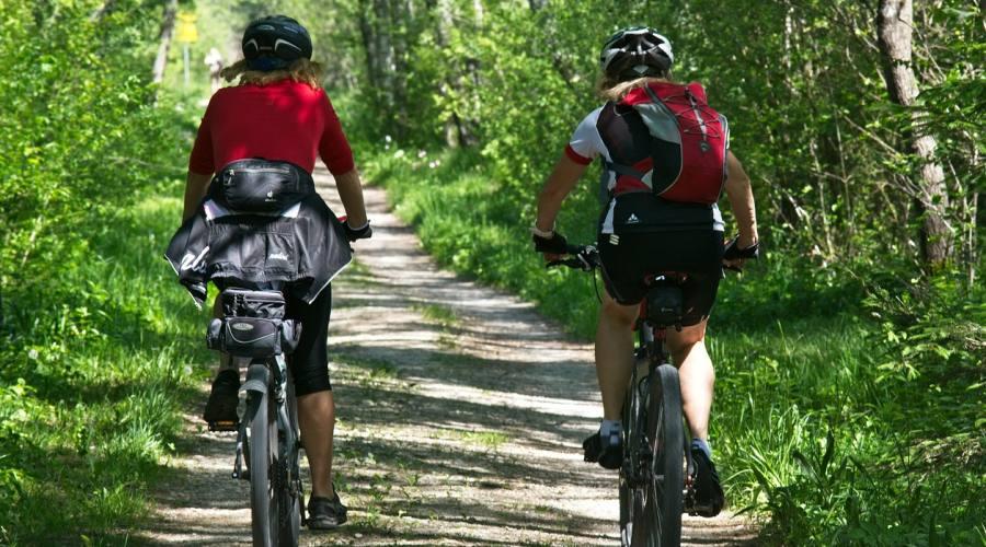 Percorso per bici