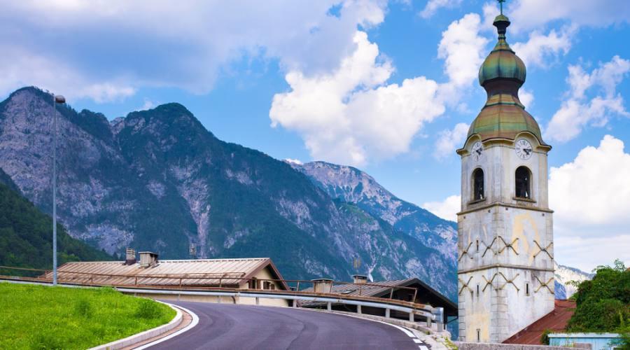Tratto Alpe Adria