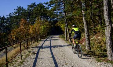 In bici lungo la ciclabile Alpe-Adria fino a Trieste