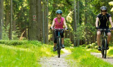 In bici tra i meravigliosi laghi della Carinzia