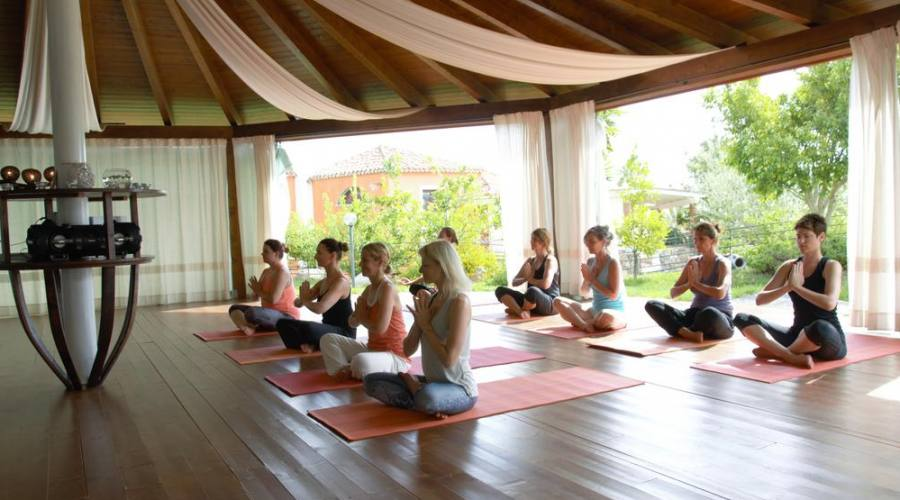 sessioni yoga